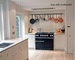 wall mounted pan rack for in uk