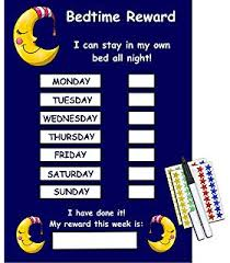 Good Night Sleep Tight Reward Chart For 3 Yrs Award