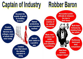 captain of industry definition and meaning market business news captain of industry vs robber baron