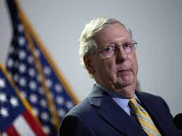 Mitch McConnell Signals Limits on Race ...