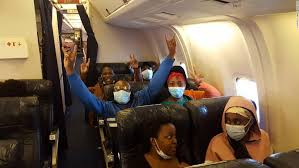 africans stuck in china