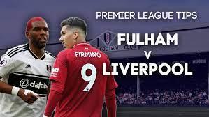 بث مباشر | مباراة ليفربول وفولهام اليوم في الدوري الإنجليزي