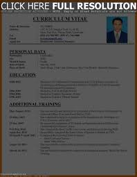 How To Make A Resume For Job Application Resume Template