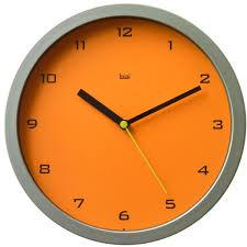 chic modern wall clock ideas