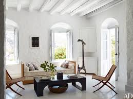 Home Design Greece Visit A Globe Trotting Designers Vacation Home In Greece