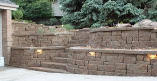 stair retaining wall 2