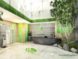 green office interior. Office For Rent In ECODOME Budapest Mészáros U.13 - Pálya U. 2b District 1 1013 Hungary Green Interior O