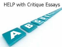 critique essay writing examples prompts and list of topics critique essay help