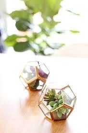 ... Faux Succulent Terrarium TUTORIAL // www.deliacreates.com