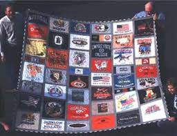 T-shirt Quilts - have your special t-shirts made into a beautiful ... & T-shirt Quilt Variable Style Adamdwight.com