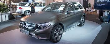 new car launches singaporeMercedesBenz launches the new GLC midrange SUV