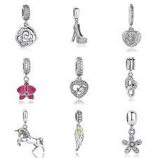 Pandora Style Dangle Charms | Pandora Style Charm Bracelets ...