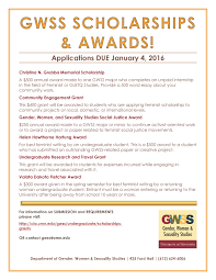 apply for gwss scholarships awards today gender women gwss scholarships awards