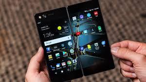Zte Axon M Dual Screen Phone First Look Youtube