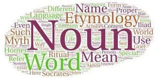 etymology essay  etymology essay