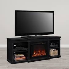 ameriwood home manchester electric fireplace tv stand for tvs up to 70 multiple colors com