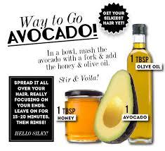 avocado mask