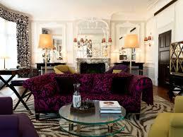 Small Picture Mesmerizing 80 Purple Living Room Design Inspiration Design Ideas