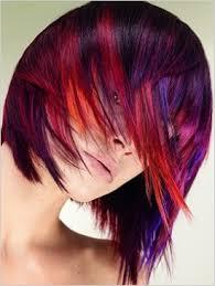 Barevné účesy S Trikolórou Rozhodně Nenudí A Vašim Vlasům Přidávají