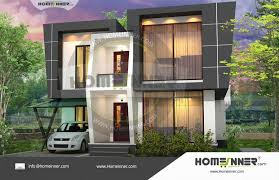 4BHK Double Floor Home Front Design | Free House plans ,Home Design ...