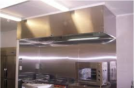 interior commercial kitchen lighting custom. Kitchen Range Hoods Interior Commercial Lighting Custom
