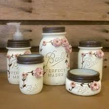 What To Put In Mason Jars For Decoration Cute Mason Jar Decorations Home Decor 60 40