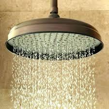 rainhead shower arm rain head shower arm extended length adjule lo rain shower head riser arm