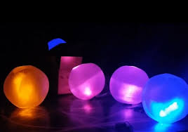 Image result for glow beach balls