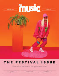 Funhouse Fest Seating Chart The Music Sydney October 2019 Issue By Themusic Com Au Issuu
