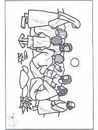Meisjes Tekeningen Mooi Jezus Kleurplaten Nieuw Jezus Vertelt 1
