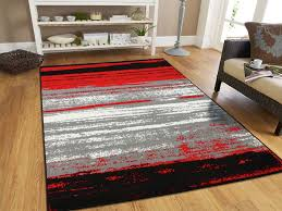 com large grey modern rugs for living room 8x10 abstract area rugs rugs for office and kitchen clearance red black ivory rug sets