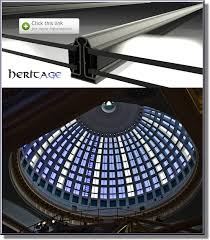 our heritage patent glazing bar range is truly unique amongst roof glazing systems there are no alternative s available on the market which can
