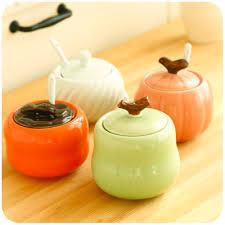 Decorative Spice Jars 100pcsLot Fashion Ceramic Spice Jars Decorative Seasoning Bottle 94