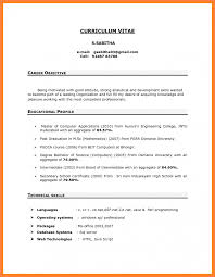 Career Objective For University Teacher Resume With Examples