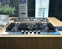 kitchenaid gas cooktop knobs burner parts