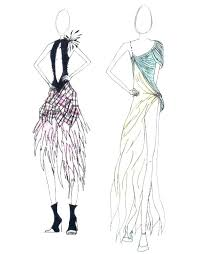 Fashion Illustration Template 3 Templates Pdf