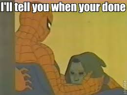 Spider-Man Memes on Pinterest | Spiderman, Meme and Spider Man via Relatably.com