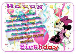 tarjetas de cumplea os para ni as lindas tarjetas de cumpleaños para niñas hermosas tarjetas y frases
