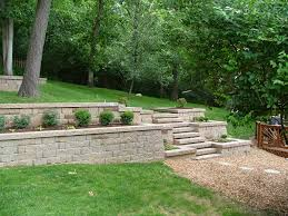 Small Picture retaining wall ideas sunset retaining walls on pinterest retaining