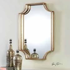 gold wall mirror set uk large