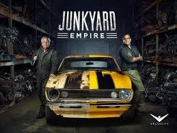 junkyard empire