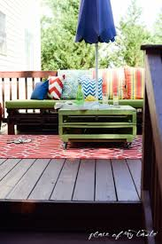 outdoor furniture with pallets.  with diy pallet furniturepatio makeover wwwplaceofmytastecom for outdoor furniture with pallets
