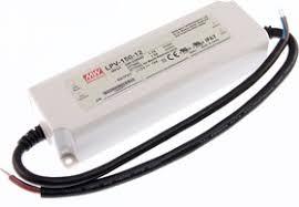 LPV-150-12, <b>AC</b>/<b>DC</b> LED, 12В,10А,120Вт,<b>IP67 блок питания</b> для ...