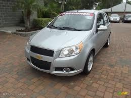 2010 Cosmic Silver Chevrolet Aveo Aveo5 LT #64612218 | GTCarLot ...