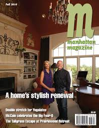 Manhattan Magazine Fall 2010 by Sunflower Publishing - issuu