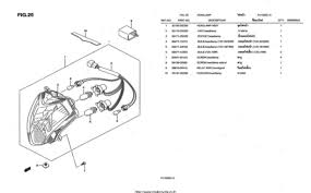 raider 150 wiring harness raider image wiring diagram suzuki raider 150 r parts on raider 150 wiring harness