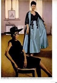 Ann Lowe Black Fashion Designer Who Created Jacqueline Kennedy S