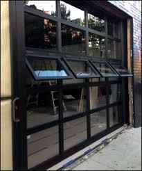 garage door windows. Garage Door - Crank Out Windows (open) T