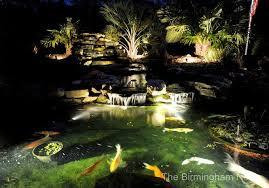 koi pond lighting ideas. plain pond koi pond accent lighting  outdoor perspectives pinterest  gardens to ideas w