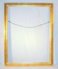 antique picture frames. Large Newcomb Macklin Gold Gilded Frame (30 In. X 40 Opening) Antique Picture Frames U